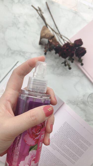 フレグランスボディミスト/メイコー化粧品/香水(レディース)を使ったクチコミ(5枚目)