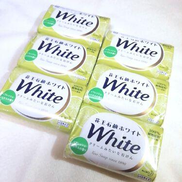 花王ホワイト リフレッシュ・シトラスの香り/花王ホワイト/ボディ石鹸を使ったクチコミ(1枚目)