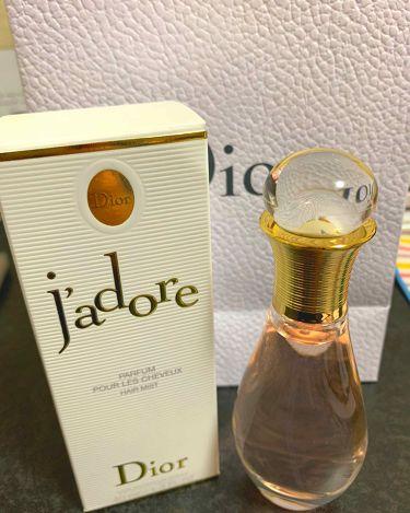 ジャドール ヘア ミスト/Dior/ヘアスプレー・ヘアミストを使ったクチコミ(1枚目)