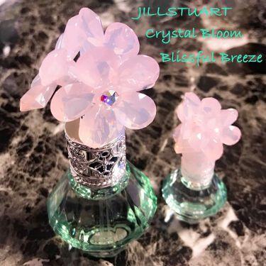 SAORI💜さんの「ジルスチュアートクリスタルブルーム オードパルファン<香水(レディース)>」を含むクチコミ