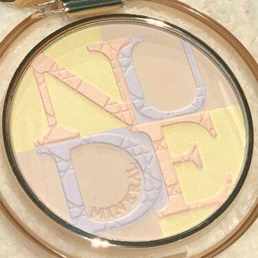 ディオールスキン ミネラル ヌード グロウ パウダー/Dior/プレストパウダーを使ったクチコミ(2枚目)