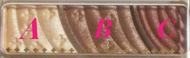トーンアップアイシャドウ/CEZANNE/パウダーアイシャドウを使ったクチコミ(4枚目)