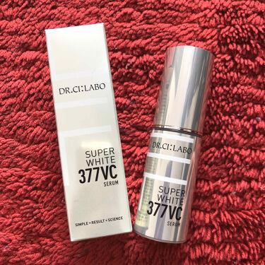 スーパーホワイト377VC/ドクターシーラボ/美容液を使ったクチコミ(1枚目)