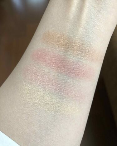 BRIGHTENING  CC  PALETTE/BY TERRY/パウダーチークを使ったクチコミ(3枚目)