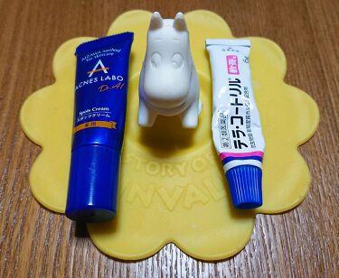 薬用ニキビケア スポッツクリーム/アクネスラボ/フェイスクリームを使ったクチコミ(1枚目)