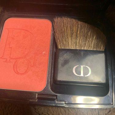 ディオール ブラッシュ/Dior/パウダーチークを使ったクチコミ(4枚目)