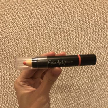 フジコアゲリップ/Fujiko/口紅を使ったクチコミ(1枚目)
