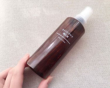 エイジングケア導入液/無印良品/ブースター・導入液を使ったクチコミ(1枚目)