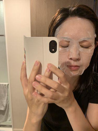 オールインワンシートマスク モイストEXⅡ/クオリティファースト/シートマスク・パックを使ったクチコミ(3枚目)
