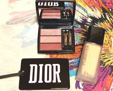 【旧】ディオールスキン フォーエヴァー フルイド/Dior/リキッドファンデーションを使ったクチコミ(4枚目)
