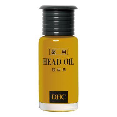 薬用ヘッドオイル DHC