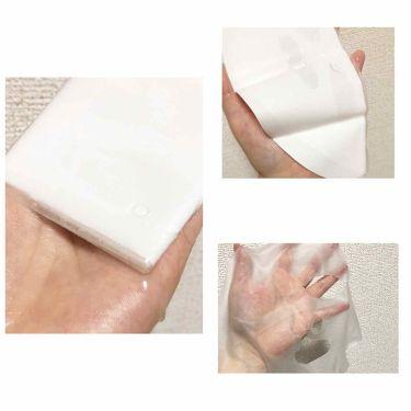我的美麗日記(私のきれい日記)トリートメント黒真珠EX+マスク /我的美麗日記(私のきれい日記)/シートマスク・パックを使ったクチコミ(2枚目)