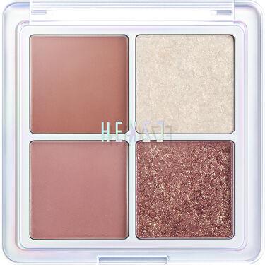 HEXZE「アイランドアドベンチャー」4色アイシャドウ HEXZE(ヘックスゼ)