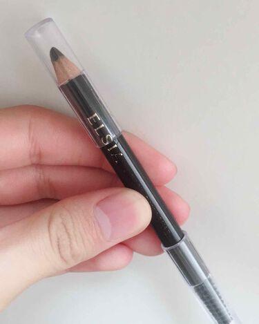 🌹ぽの🌹さんの「エルシアプラチナム 鉛筆 アイブロウ<アイブロウペンシル>」を含むクチコミ