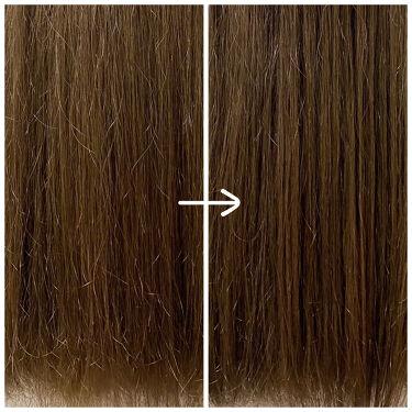 和の実 さらとろライスオイル/HAIR RECIPE/ヘアトリートメントを使ったクチコミ(3枚目)