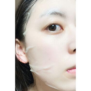 Mild acidic pH sheet mask  Aqua fit/Abib /シートマスク・パックを使ったクチコミ(4枚目)