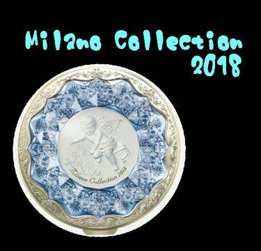 ミラノコレクション2018/カネボウ ミラノコレクション/プレストパウダーを使ったクチコミ(1枚目)
