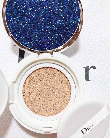 スノー ブルーム パーフェクト クッション SPF50/PA+++/Dior/化粧下地を使ったクチコミ(2枚目)