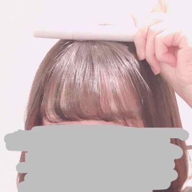 LIPSベストコスメ2020上半期トレンド賞 前髪マスカラ 第3位 plus eau ポイントリペアの話題の口コミ・レビューの写真 (3枚目)