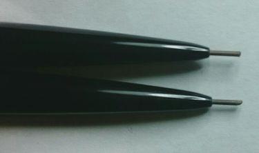 超極細芯アイブロウ/CEZANNE/アイブロウペンシルを使ったクチコミ(2枚目)