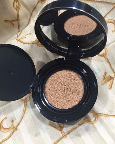 ディオールスキン フォーエヴァー クッション/Dior/その他ファンデーションを使ったクチコミ(3枚目)