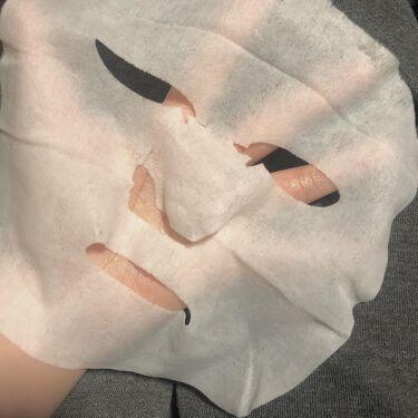 すぐに眠れマスク とろける果実のマイルドタイプ/サボリーノ/シートマスク・パックを使ったクチコミ(4枚目)