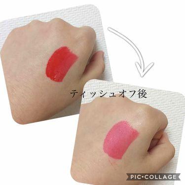 TAKE A LAYER/3CE/口紅を使ったクチコミ(2枚目)