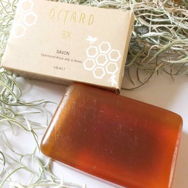 オクタードEX サボンRH/メイコー化粧品/洗顔石鹸を使ったクチコミ(1枚目)