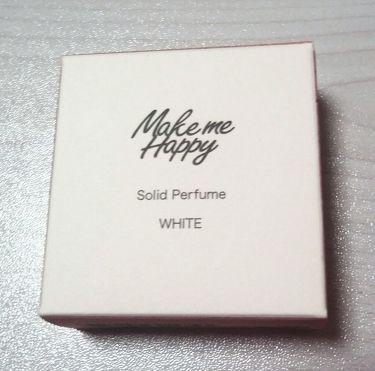 メイクミーハッピー ソリッドパフューム/CANMAKE/香水(レディース)を使ったクチコミ(3枚目)