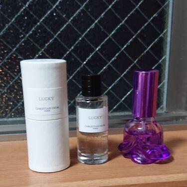 メゾン クリスチャン ディオール ラッキー/Dior/香水(レディース)を使ったクチコミ(1枚目)