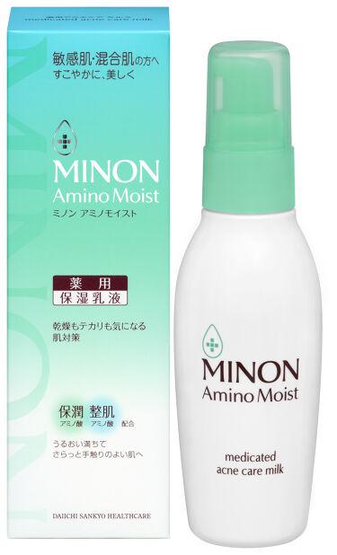 ミノン アミノモイスト 薬用アクネケア ミルク