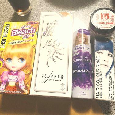 ヘアカラークリーム/マニックパニック/ヘアカラー・白髪染め・ブリーチを使ったクチコミ(2枚目)
