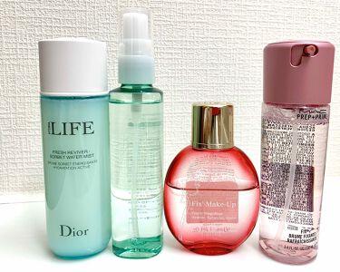ライフ ソルベ ウォーター ミスト/Dior/ミスト状化粧水を使ったクチコミ(2枚目)
