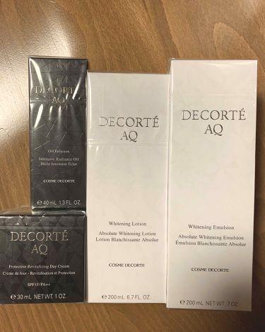 フェイシャル ピュア コットン/COSME  DECORTE/コットンを使ったクチコミ(3枚目)