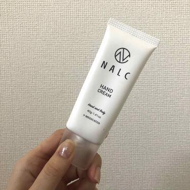 薬用ヘパリンハンドクリーム/NALC/ボディクリームを使ったクチコミ(1枚目)