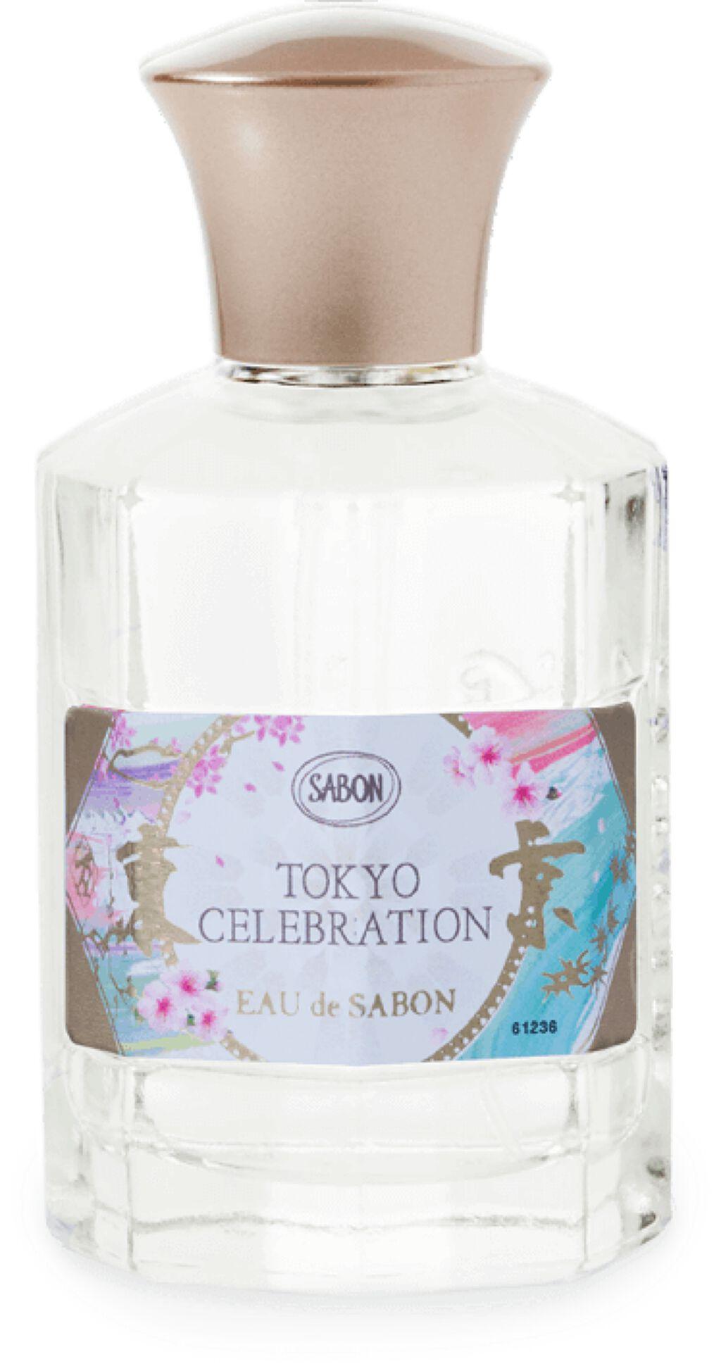 オー ドゥ サボン TOKYO CELEBRATION SABON