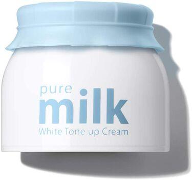 pure milk White Tone up Cream the SAEM