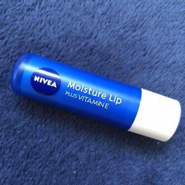 ニベア モイスチャーリップ ビタミンE/ニベア/リップケア・リップクリームを使ったクチコミ(1枚目)