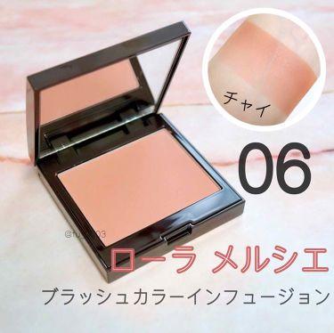 ブラッシュ カラー インフュージョン/laura mercier/パウダーチーク by ふうか