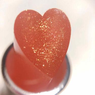 ワンダーハニー 恋するハートリップ/VECUA Honey/口紅を使ったクチコミ(3枚目)