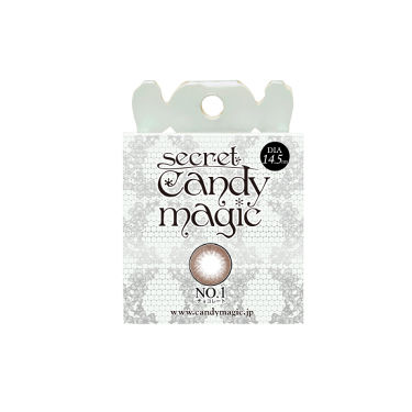 secretcandymagic(シークレットキャンディーマジック)1month secret candymagic
