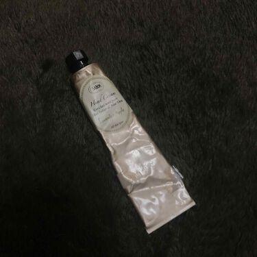 ハンドクリーム/SABON(サボン)/ボディ保湿を使ったクチコミ(1枚目)