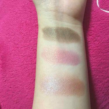 pressed powder eyeshadow /ColourPop/パウダーアイシャドウを使ったクチコミ(2枚目)