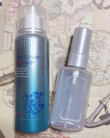 うるおいミスト/メイクカバー/ミスト状化粧水を使ったクチコミ(4枚目)