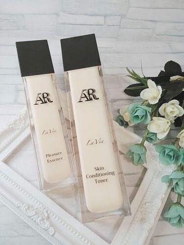 La Vie 美容液/AR Cosmetics TOKYO/美容液を使ったクチコミ(4枚目)