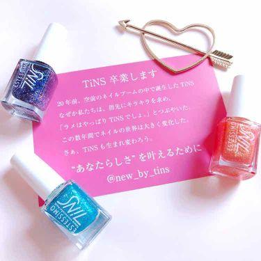 TiNS Color/TiNS Color/マニキュアを使ったクチコミ(1枚目)