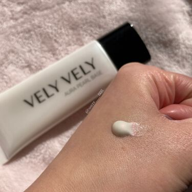 ツヤ肌パールベース/VELY VELY/化粧下地を使ったクチコミ(2枚目)