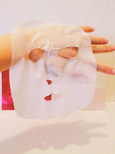 アヤナス リンクルO/L フェイスマスク コンセントレート/DECENCIA/シートマスク・パックを使ったクチコミ(3枚目)