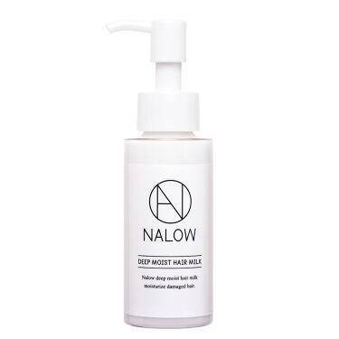 2021/3/1発売 NALOW ナロウ ディープモイストヘアミルク