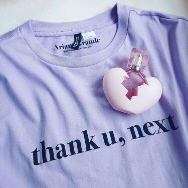 """Thank U,Next"" オードパルファム/アリアナ・グランデ/香水(レディース)を使ったクチコミ(1枚目)"